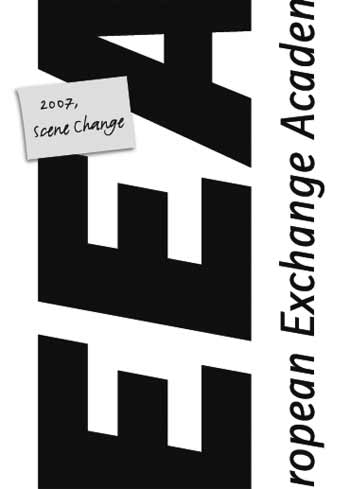 EEA07 DVD - Scene Change